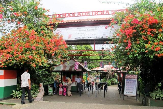 Tempat Wisata Cirebon - Taman Ade Irma Suryani Nasution