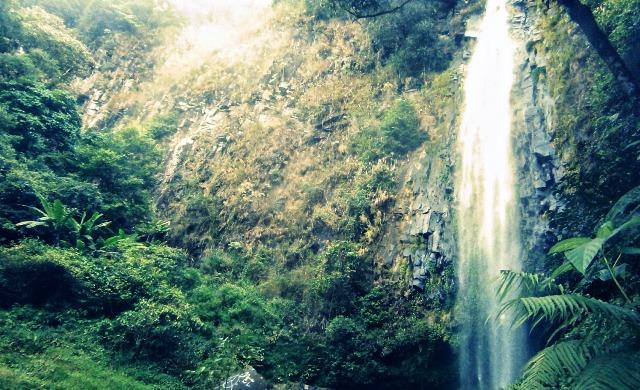 Tempat Wisata Pekalongan - Curug Muncar Dan Curug Cinde