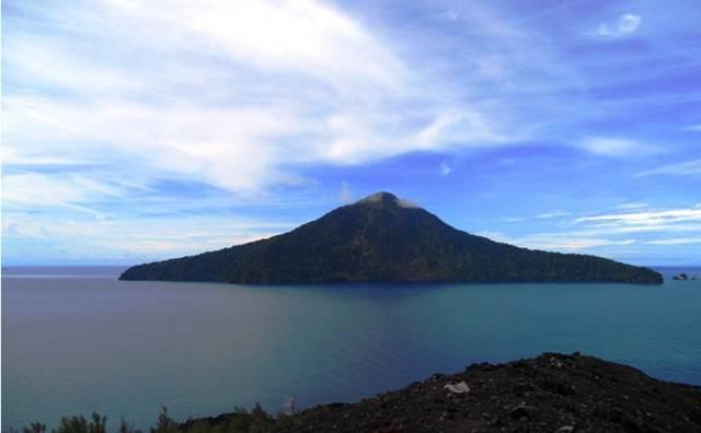 Tempat Wisata Lampung - Wisata Gunung Krakatau
