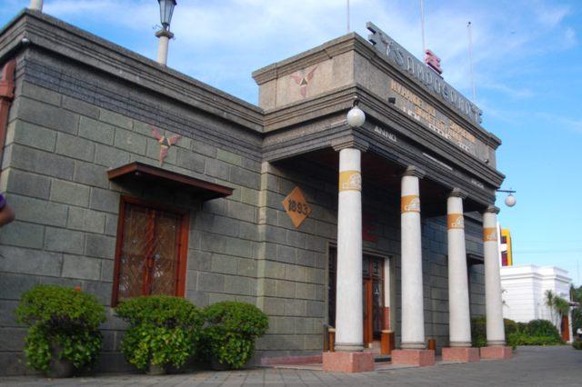 Tempat Wisata di Surabaya - House Of Sampoerna