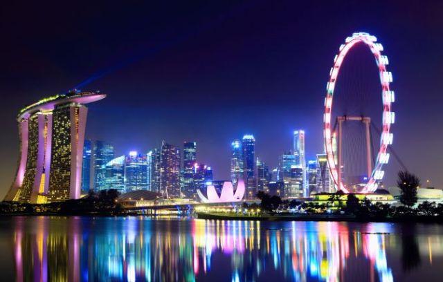 Wisata Singapura - Singapore Flyer