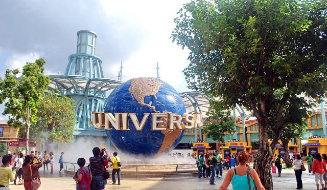 Wisata Singapura - Universal Studio