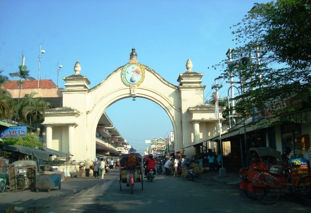Wisata Solo - Pasar Klewer Solo
