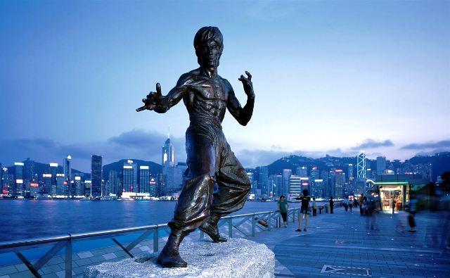 Wisata Hongkong - Avenue of Stars