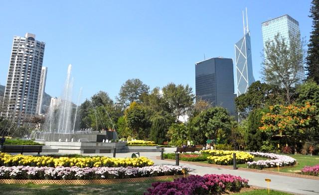 Wisata Hongkong - Hong Kong Zoological and Botanical Gardens