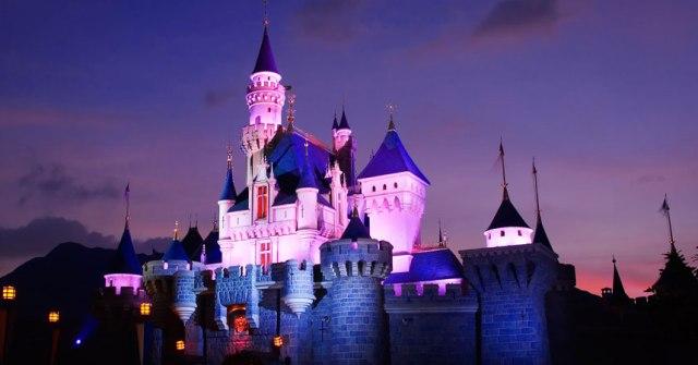 Wisata Hongkong - Hongkong Disneyland