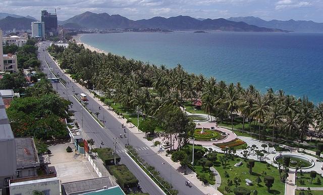 Tempat Wisata di Vietnam - Nha Trang