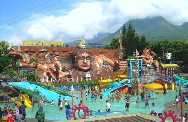 Tempat Wisata di Batu Malang - Jatim Park 2