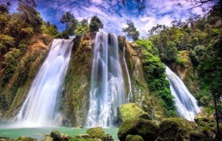 Tempat Wisata Alam di Jawa Barat - Curug Cikaso