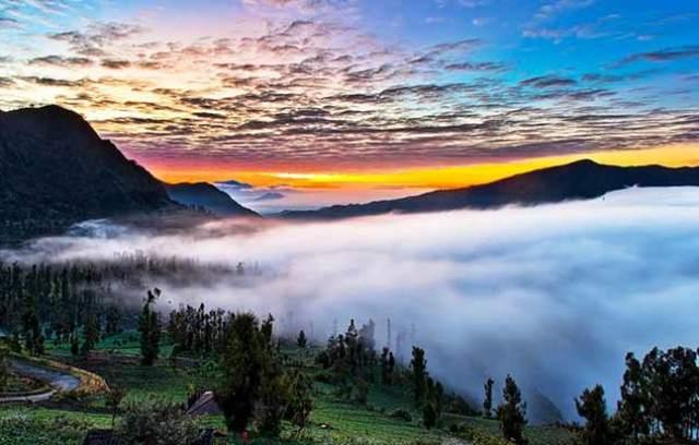 Wisata Alam di Jawa Timur - Gunung Bromo