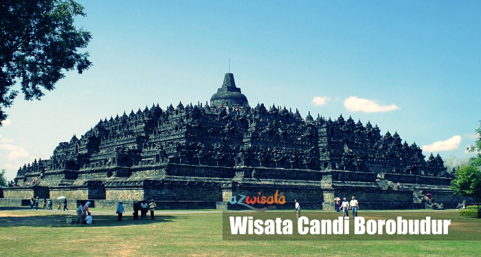 Wisata Candi Borobudur di Jawa Tengah