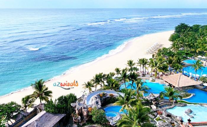 Tempat Wisata Pantai di Bali - Pantai Nusa Dua Bali