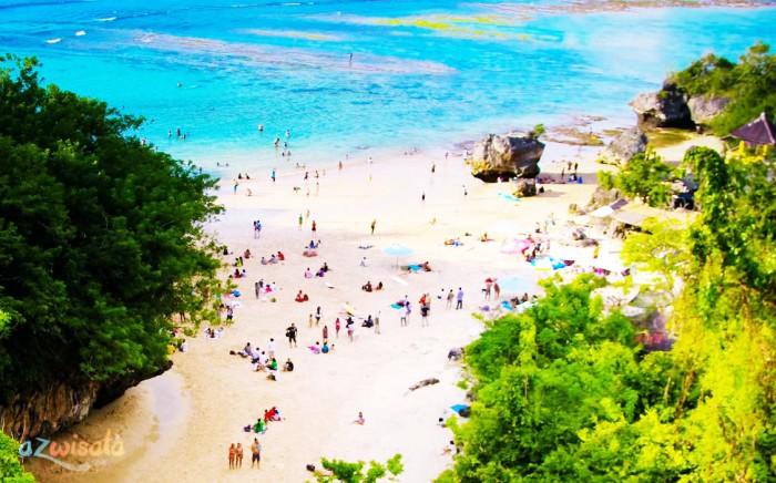 Tempat Wisata Pantai di Bali - Pantai Padang Padang