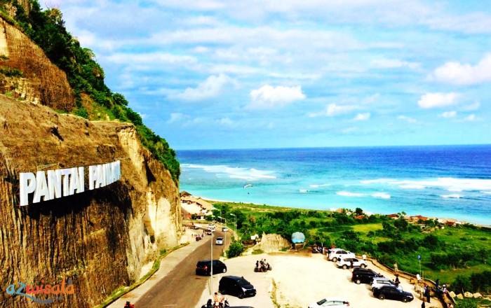 Tempat Wisata Pantai di Bali - Pantai Pandawa