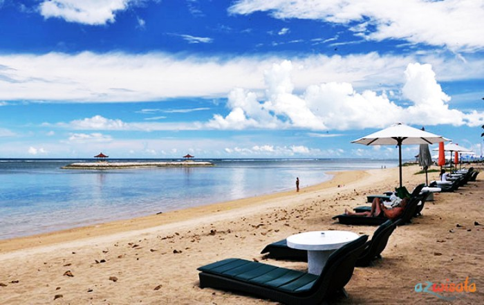 Tempat Wisata Pantai di Bali - Pantai Sanur Bali