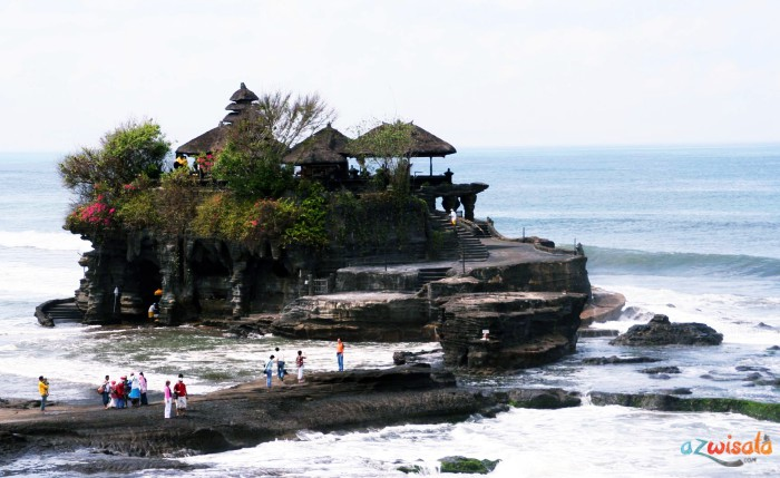 Tempat Wisata Pantai di Bali - Pantai Tanah Lot