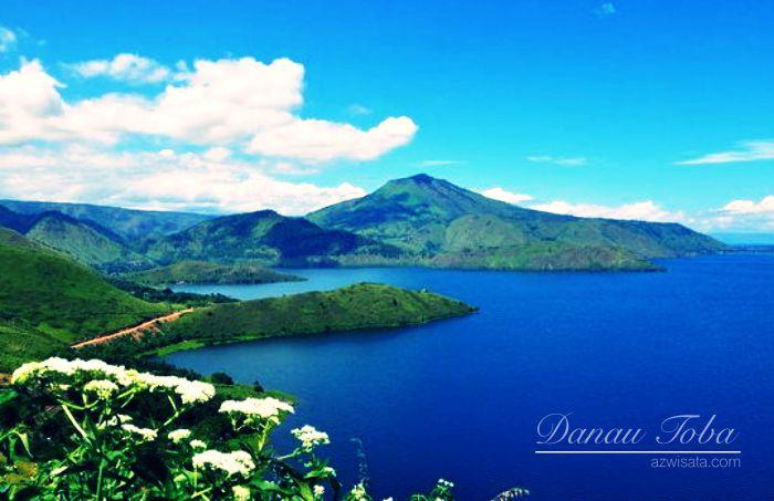 wisata danau toba vulkanik terbesar di dunia