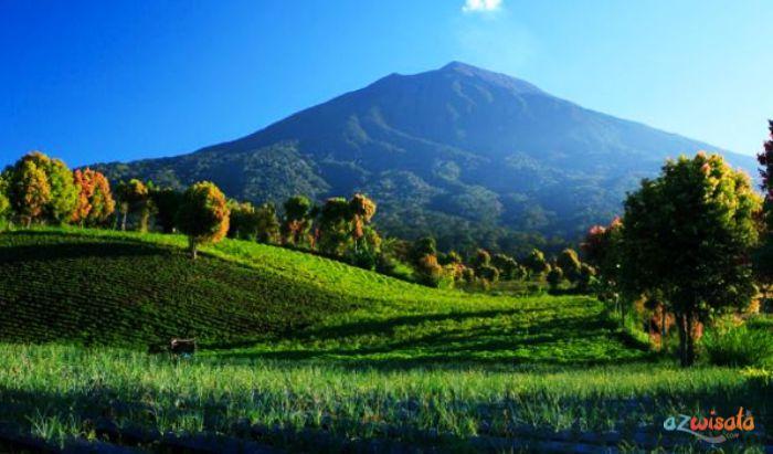 Gunung Kerinci - Objek Wisata Kerinci yang Memukau Mata