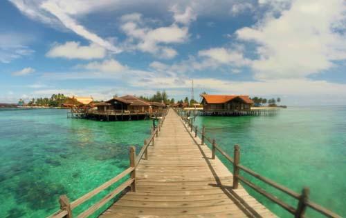 Gambar Tempat Wisata Di Indonesia Yang Terkenal Tempat