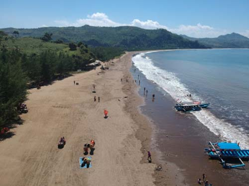 Pantai Gemah Tulungagung Rute Lokasi Serta Fasilitas